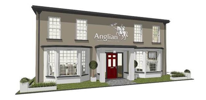 ideal home show manchester announces anglian as headline. Black Bedroom Furniture Sets. Home Design Ideas