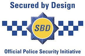 Anglian are proud to be accredited by Secured By Design