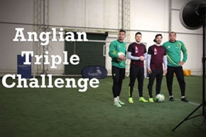 Triple Challenge with Norwich City and the F2