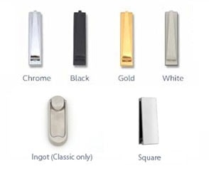 Composite Doors Traditional Range door knockers