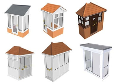 Porches upvc wooden aluminium porches anglian home for Porch designs for bungalows uk