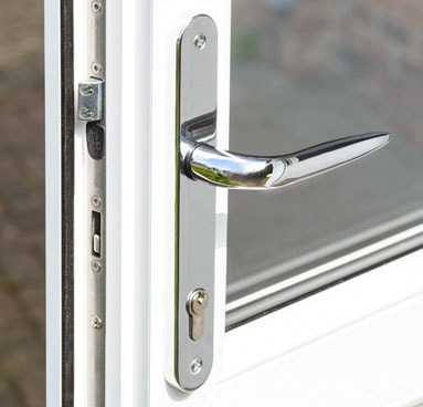 Anglian uPVC doors make no compromise on security