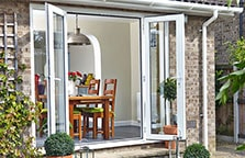 Explore French doors