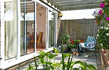 Explore patio doors