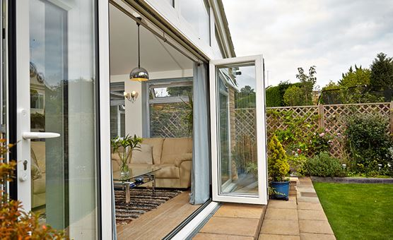 Anglian Windows Bifold Doors Bi Fold Doors Folding Door