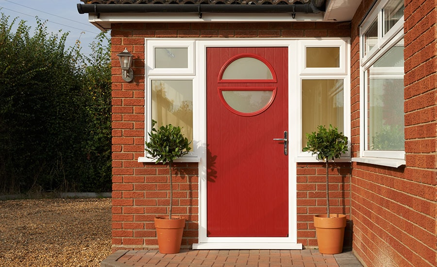 Front & Back Doors - internal & external doors | Anglian Home