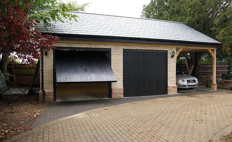 how to repair door cottage denver make garage style g doors look