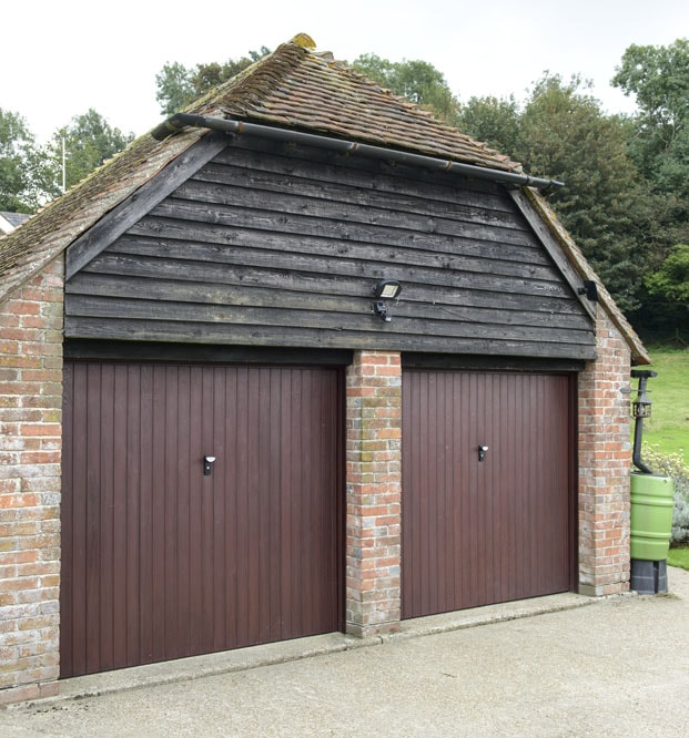 Modern Garage Doors In An Astonishing Protection: Anglian Home Improvements