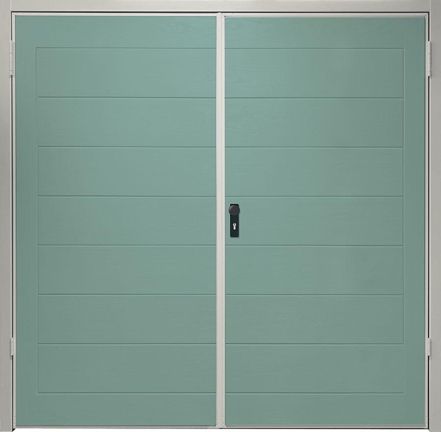 side hinged garage doorsGallery of SideHinged Garage Doors  Anglian Home