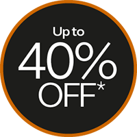 up to 40% off windows