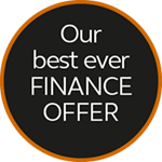 Our best ever finance offer