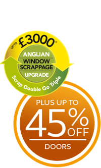 Save up to £3000 plus get up to 45% off doors