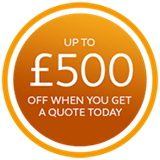 Up to £650 off